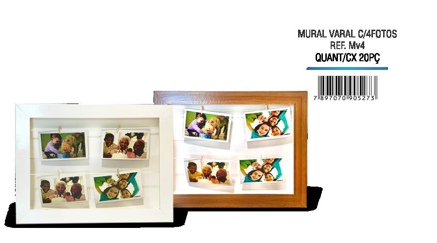 MURAL VARAL 4 FOTOS